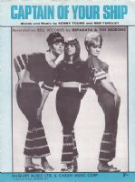 Reparata & The Delrons - Captain Of Your Ship